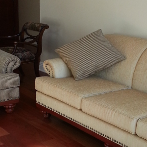 Sofa & Chair #7400
